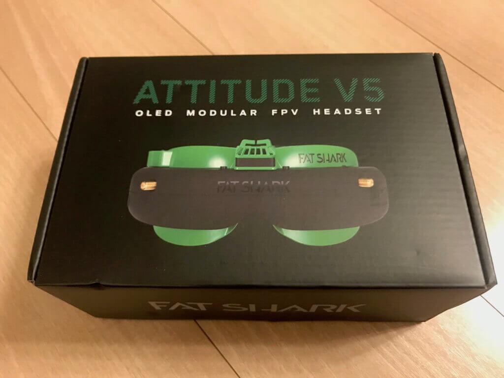 Fatshark Attitude V5