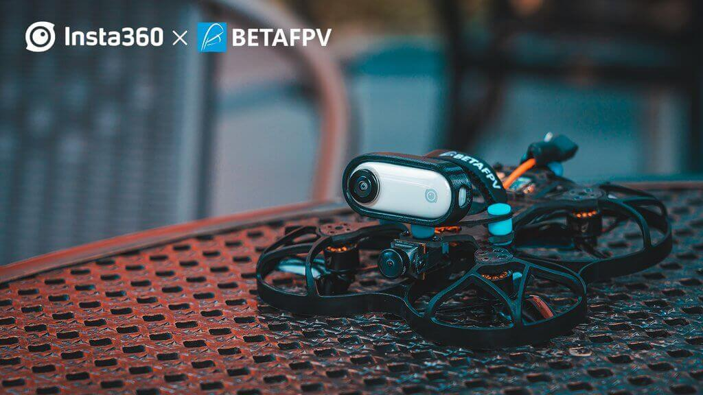 BETAFPV Beta95X V2の機体